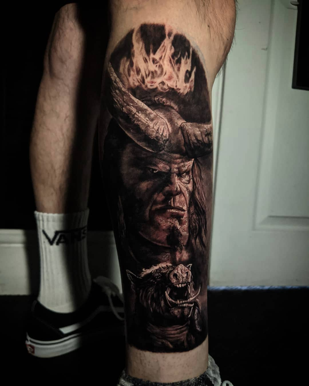 Danny Birtwistle, Ink Envy
