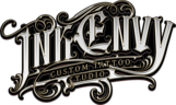 Ink Envy Oldbury Logo