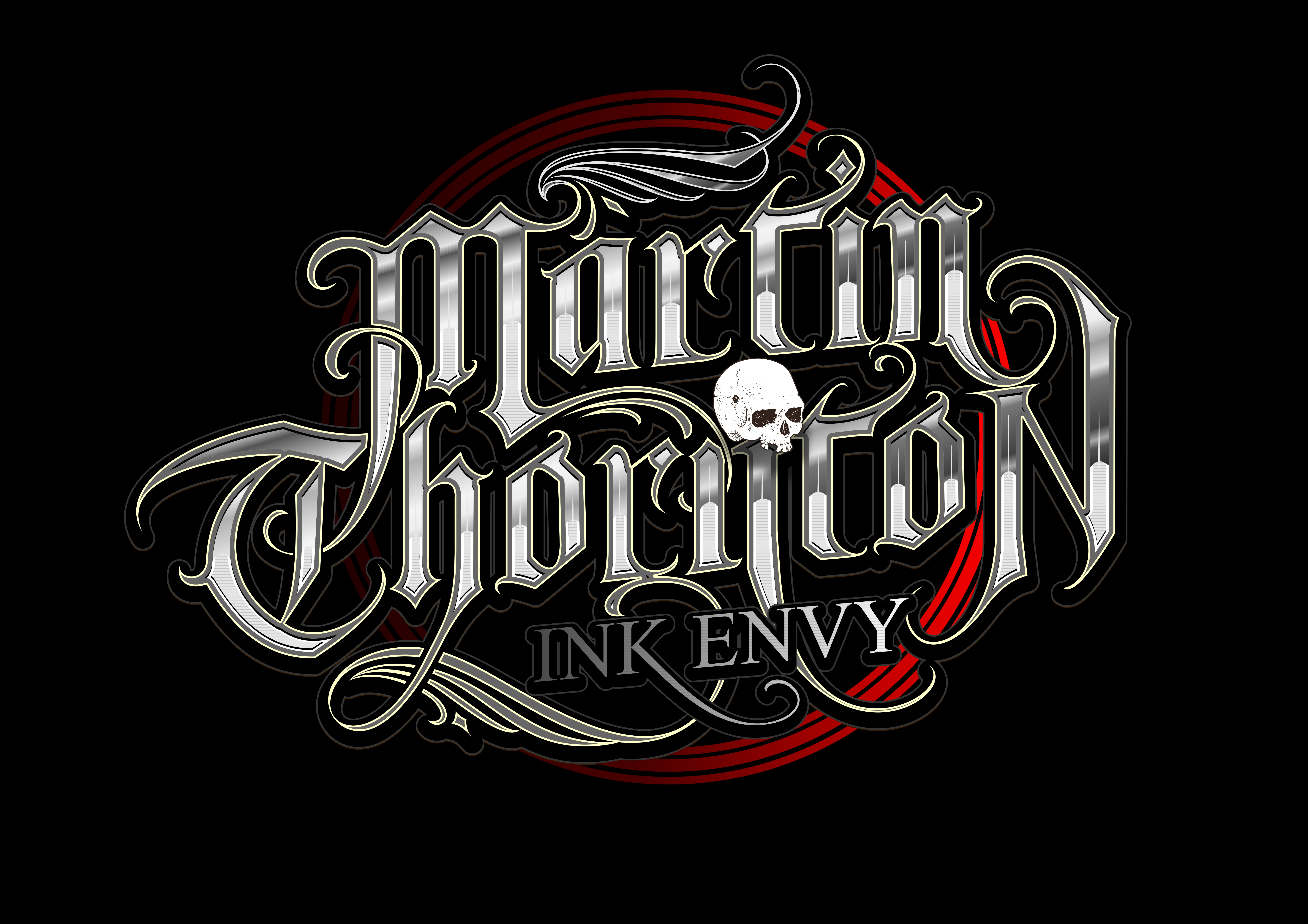 Martin Thornton Logo